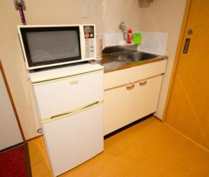 種子島宿泊キッチン